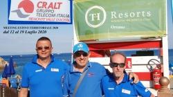 Il meeting CralT Piemonte e Valle D'Aosta al TH Ortano mare