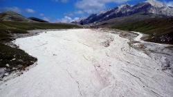 Il Piccolo Tibet in bici - Campo Imperatore