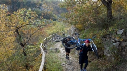 "L'Abruzzo in Mountain Bike:  ""La Valle dell'Orta"""