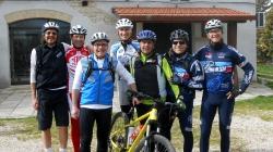 Gruppo Interesse Ciclismo del CRALT AMU: escursione in MTB a Scerni