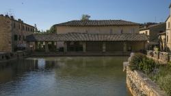 CRALT 40°: Bagno Vignoni, San Quirico d'Orcia, Montalcinio, Pienza