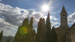 CRALT 40°: il  reportage completo da Bagno Vignoni, San Quirico d'Orcia, Montalcino, Pienza