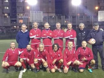 OVER - squadra vincitrice calcio A7 - Autunno 2017