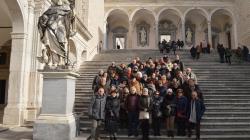 Cassino e l'abbazia di Montecassino