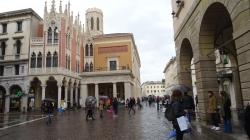Monselice, Padova, Asolo, Treviso