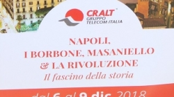 Evento culturale CRALT a Napoli: i Borbone, Masaniello & la Rivoluzione: i Video