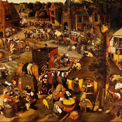 Brueghel: capolavori di arte fiamminga