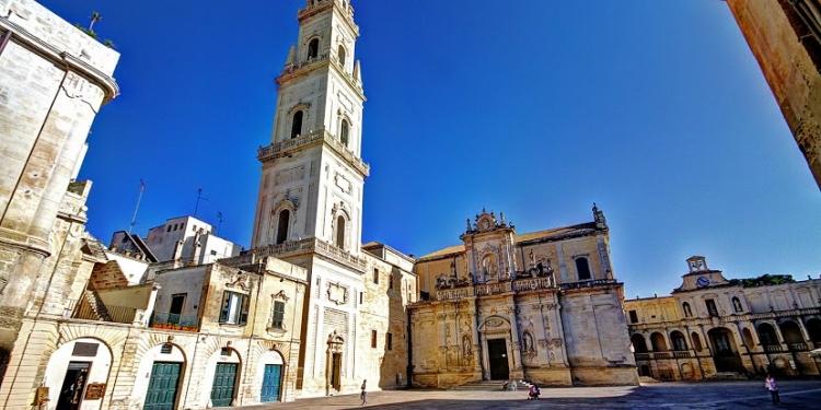 Lecce, fior di barocco