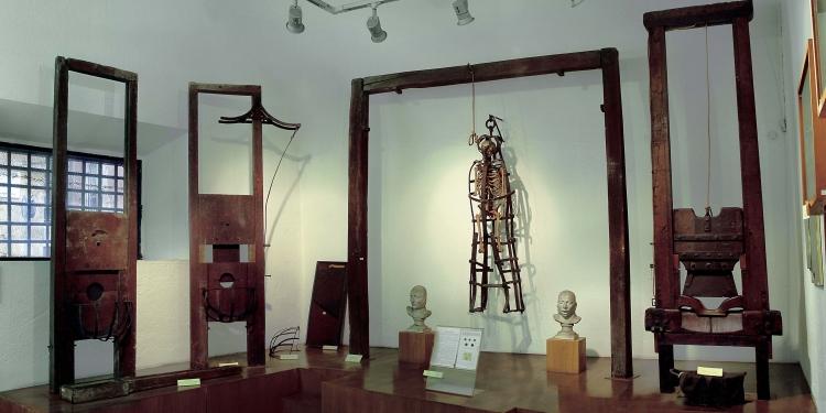 Il Museo Criminologico