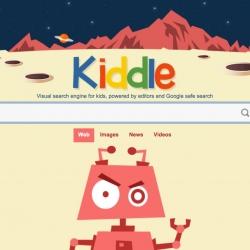 Kiddle, tecnologia a portata di bambino