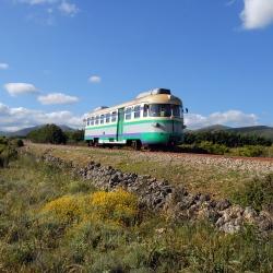 Il trenino verde in Ogliastra