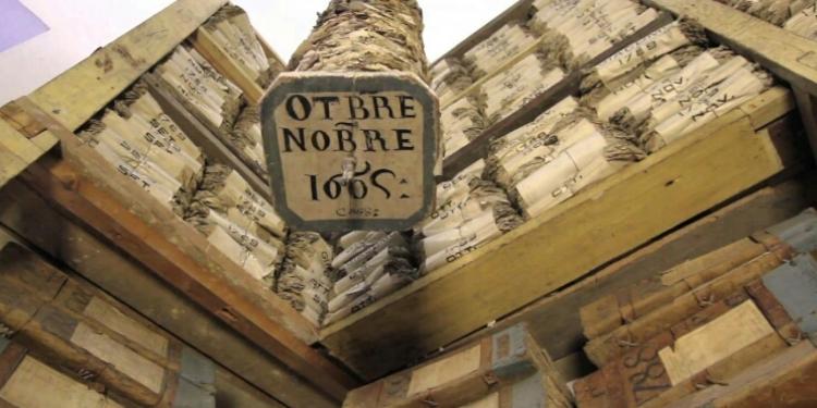"""""""Carta canta"""": l'archivio storico del Banco di Napoli"""