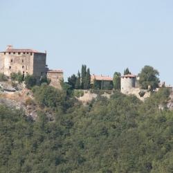 Il castello di Sarmato e la Rocca d'Olgisio