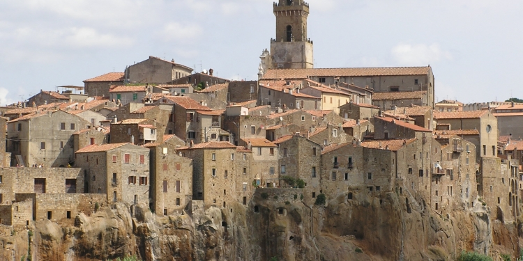 Pitigliano: la piccola Gerusalemme