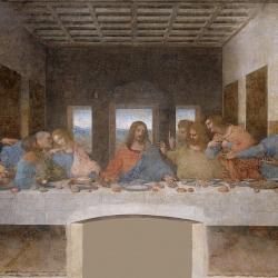 Milano: Il Cenacolo e la Basilica di Santa Maria Delle Grazie
