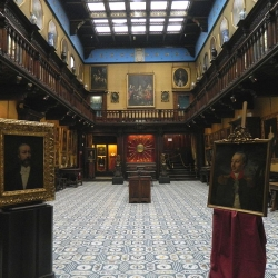 Il Museo Filangieri a Napoli