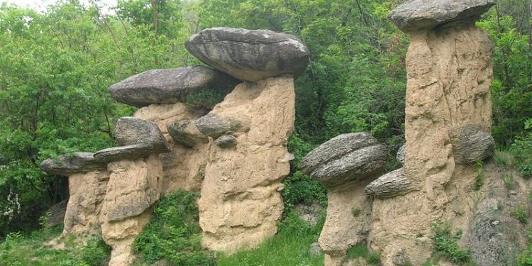 La riserva naturale dei Ciciu