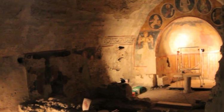 Un giorno in Umbria a Narni sotterranea