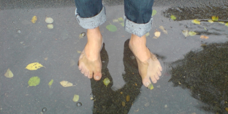 Barefooting: una nuova mania