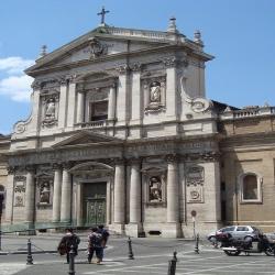 Roma: sotto il Monastero e la Chiesa di S. Susanna