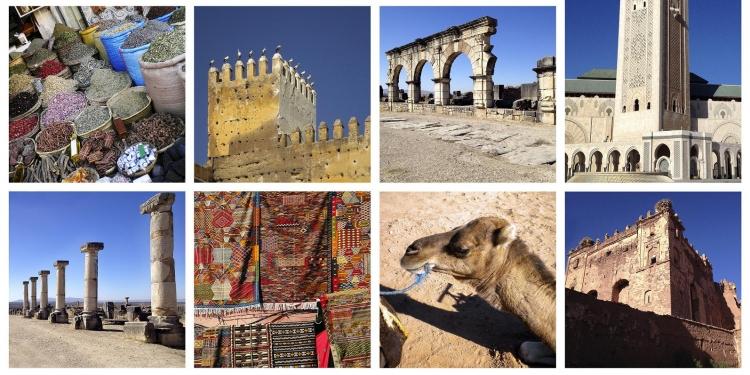 Il Marocco, l'altra sponda del mediterraneo
