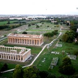 A Paestum un percorso per turisti disabili