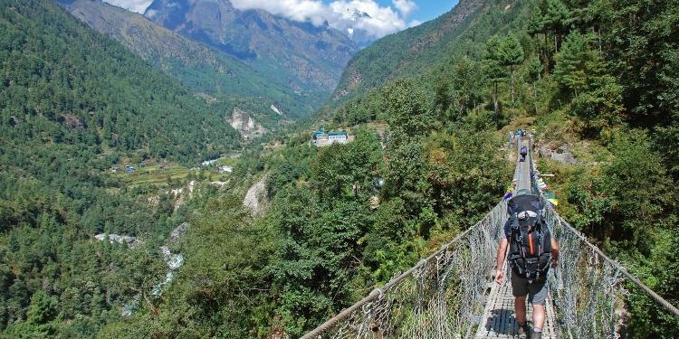 Ponte Nepalese nuovo attrattore turistico della Basilicata