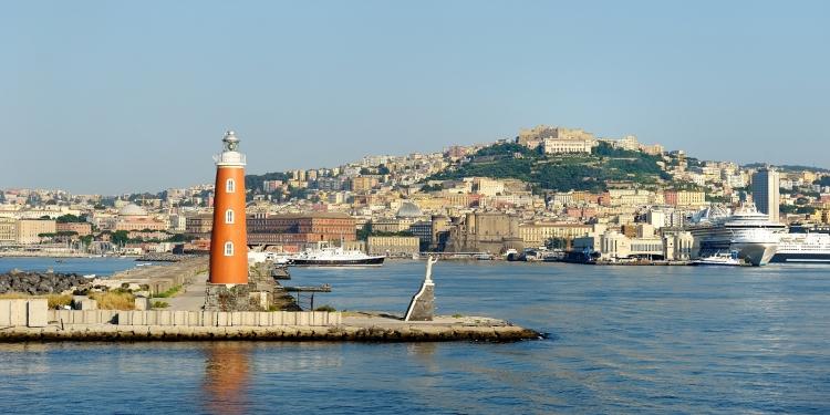 Napoli, una visita a Pizzofalcone