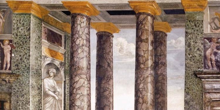La Farnesina alla Lungara e gli affreschi di Raffaello