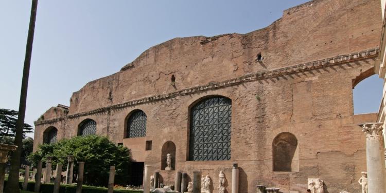 """Itinerari Romani: """"Il Museo delle Terme di Diocleziano e La Villa di Massenzio sulla via Appia Antica"""""""