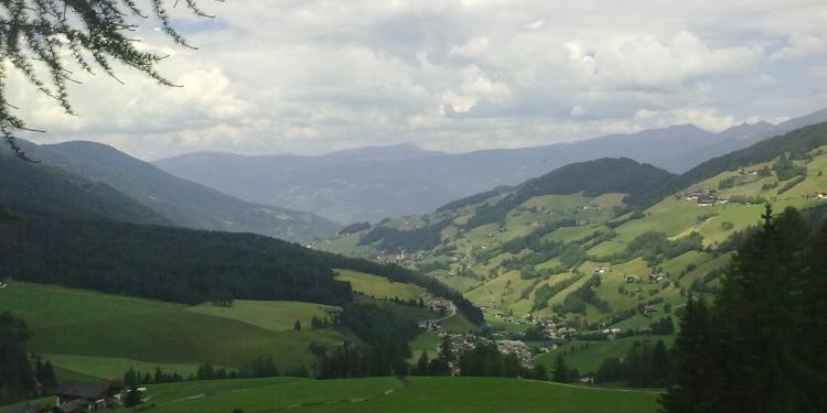 La Festa del Contadino in Val di Funes