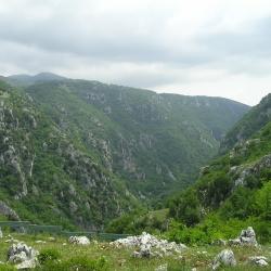 Sulle orme dell'orso, la Serra Pantanella da Passo Godi
