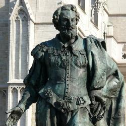 Anversa città barocca, città di Rubens