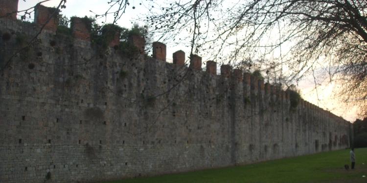 Pisa, riapre il percorso sulle antiche mura