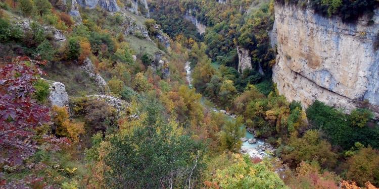 """L'Abruzzo in Mountain Bike. """"La Valle dell'Orta"""""""