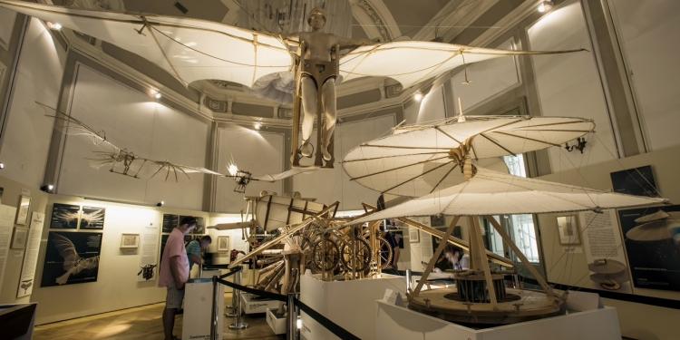 Milano: Museo Leonardo 3 e Museo del Novecento