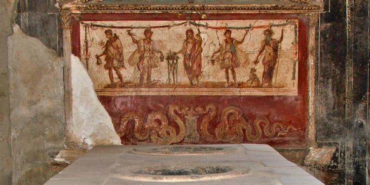 a Pompei: tornano fruilbili lupanare e casa Obellio Firmo