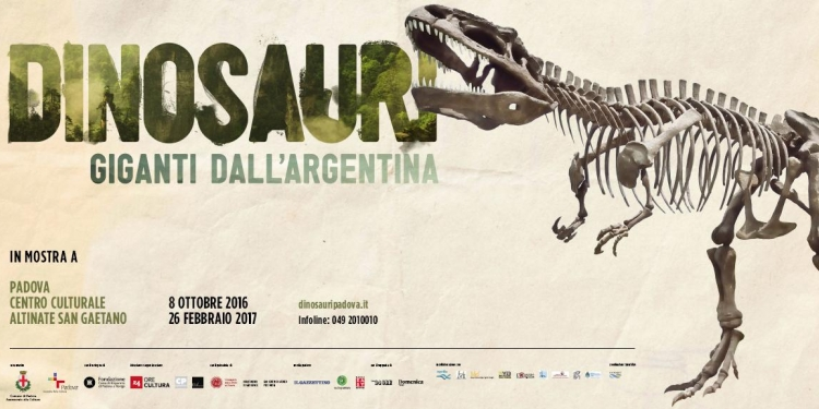Dinosauri: giganti dall'argentina
