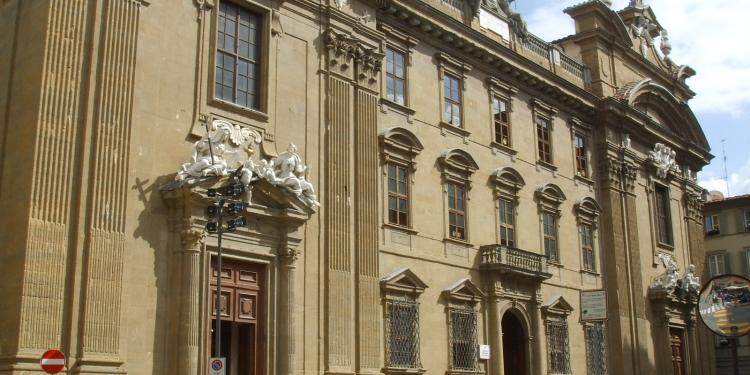 Firenze: San Firenze  e l' Oratorio
