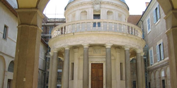 Roma: itinerari fra il Foro Romano, il Tempietto del Bramante e Via Veneto