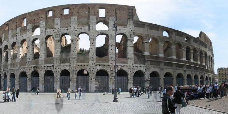 Il Parco archeologico del Colosseo