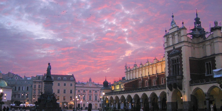 Week End a Cracovia