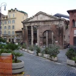 Il Ghetto e l'area archeologica del Portico di Ottavia