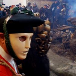 Sfilata di maschere Antiche della Sardegna