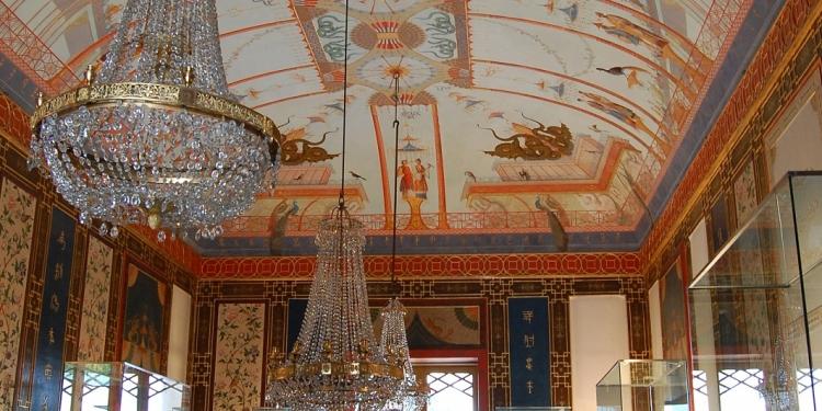 Palermo: la Casina Cinese