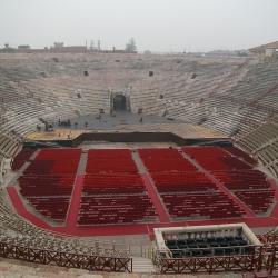 Arena di Verona: i tedeschi realizzeranno il telo per la copertura