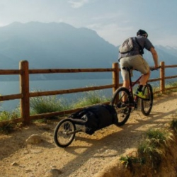 Bike trolley'