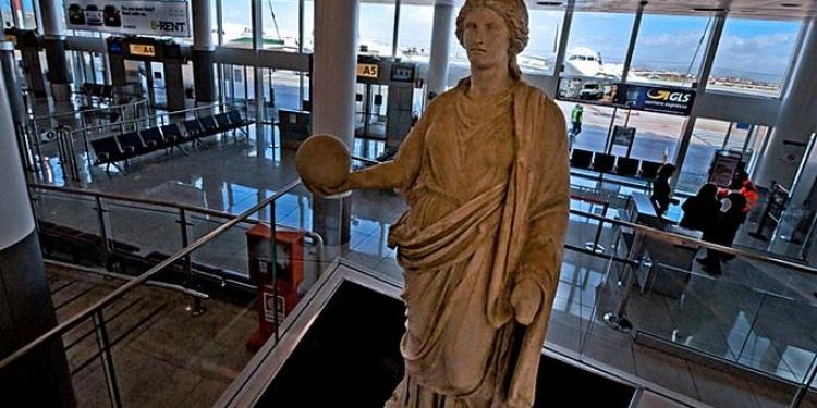 Beni archeologici accolgono turisti in arrivo a Capodichino