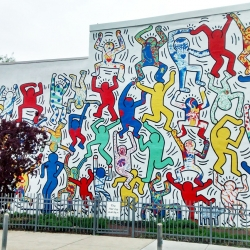 Keith Haring: la Mostra