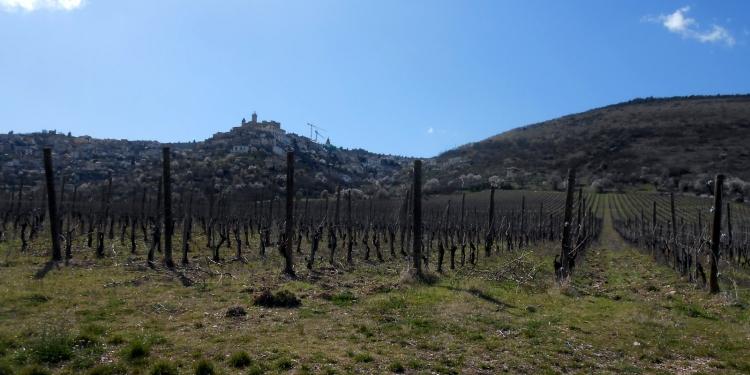 Capestrano e la Valle del Tirino
